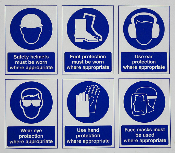 PPE Chart