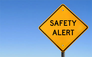 Safety Alerts And Lessons Learned Eta Safety