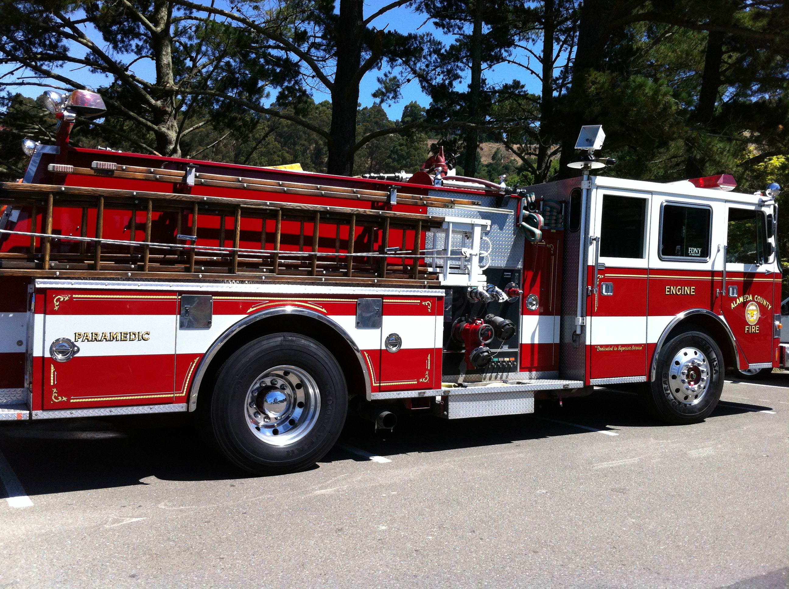 Fire Engine Photo